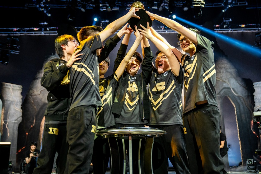 MSI Finals RNG